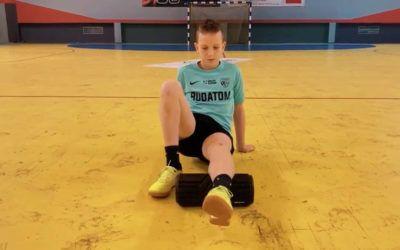 Sport Challenge – ćwiczenia z rollerem