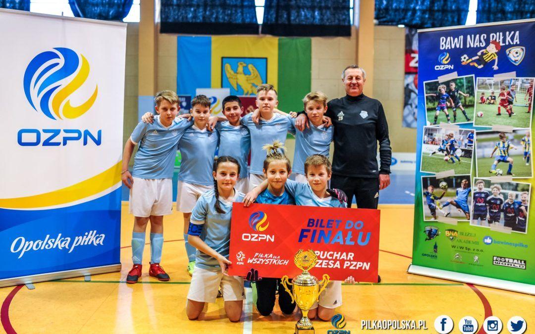 Wojewódzkie finały turnieju o Puchar Prezesa PZPN 2021
