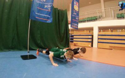 Sport Challenge – pompki