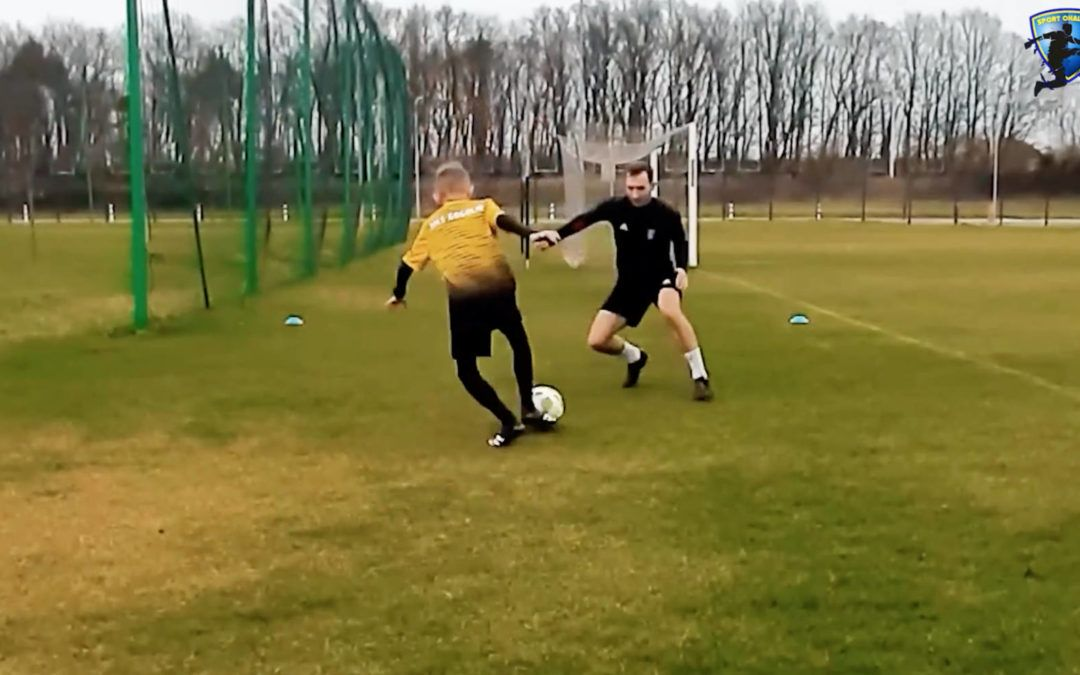 Sport Challenge – zwinność oraz gra 1×1